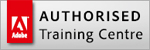 Logo Adobe Authorised Training Centre