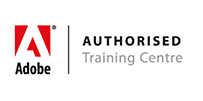 Logo Adobe authorisiertes Trainingscenter