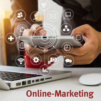 Online Marketing: Digital-Marketing Expert - Strategie und Umsetzung, SEO: Suchmaschinenoptimierung, Google Analytics, Landingspages optimieren, Conversion Optimierung, Videomarketing